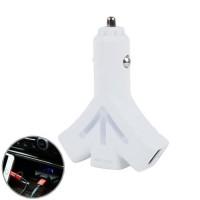 Joyroom Car Charger 3 Port USB JR-C300