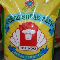 Beras Premium Cap Topi Koki Sentra Ramos 5kg