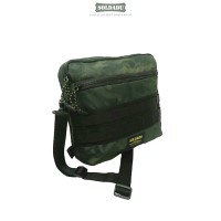 Authentic Sling Bag Multy Carrier Black Camo / Waist Bag / Selempang