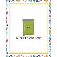 Bubuk Fosfor Cat Pewarna Slime Nyala / Glow In The Dark Powder 10gr