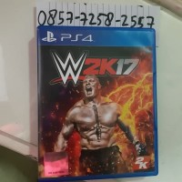 BD PS4 WWE 2k17 reg 3 lancar alter 2k19 dan 2k20