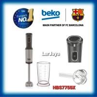 Hand Blender Stainless BEKO HBS7750X