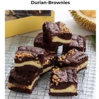 Durian Brownies Coklat BELAH DOEREN Cita Rasa Khas Bandung