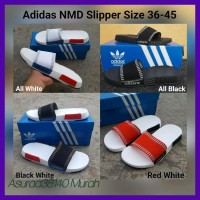 Murah Sandal Adidas Nmd Slipper .Size 3644.
