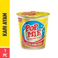Pop Mie Rasa Kari Ayam 75 gr