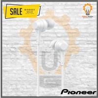 Pioneer SE-C1T In Ear Earphone Garansi Resmi 1 Tahun Alt Zircon VJJB - Putih