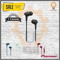 Pioneer SE-C1T In Ear Earphone Garansi Resmi 1 Tahun Alt Zircon VJJB