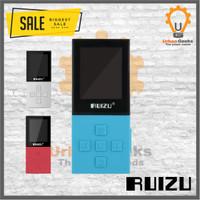 RUIZU X18 Bluetooth 8GB Memory MP3 Digital Player ORIGINAL alt X02 X50 - Biru