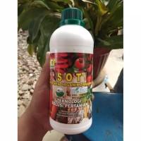 Pupuk organik cair SOT HCS untuk kesuburan tanaman buah dan padi