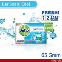 Sabun Mandi Dettol sabun Batang cool 65 gr bar soap