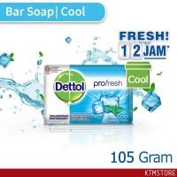 Sabun Mandi Dettol sabun Batang cool 105 gr bar soap
