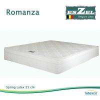 Kasur Spring Latex Romanza Uk 180x200