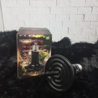 Lampu Reptil Hewan Ceramic Heat 25watt / Pemanas /Penghangat Nomoy Pet