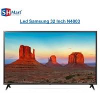 TV LED Samsung 32  Samsung Type : 32N4003 (Khusus Daerah Medan)