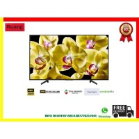 SONY LED TV 55X8000G - SMART TV LED 55 INCH ANDROID 4K SONY KD 55X8000