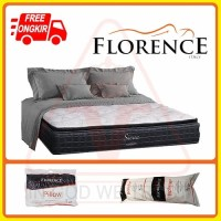 Florence - Siena - Kasur Saja - 200x200 (Super King Size)