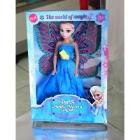 Boneka Barbie Frozen Elsa 5462