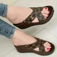 OBRAL Murah (wedges/heels/slipon/sneakers) size 40