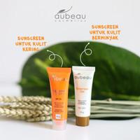 Sunscreen Gel AUBEAU untuk Kulit Berminyak 15 g