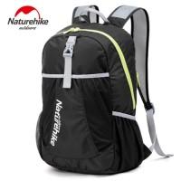 NatureHike Tas Backpack Pria / Wanita Ultra Ringan untuk Olahraga /