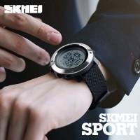 SKMEI 1267 Jam Tangan Militer Digital LED Anti Air untuk Pria