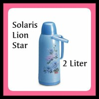 Terlaris Termos Air Panas Lion Star Solaris/2 Liter.(Khusus Gojek). -