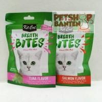 KIT CAT BREATH BITES | Snack Kucing | Penghilang Bau Mulut Kucing