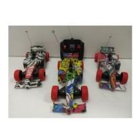 mainan mobil balap RC radio control remote anak cowok formula one