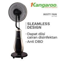 Kangaroo Misty Fan KG558 Air Cooler Remote Timer Kipas Angin Kabut
