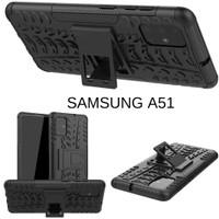 Casing Hard Case Armor Samsung A51 Hard Back Case