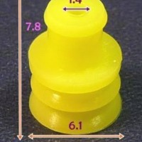 Wire Seal kabel/seal kabel /seal kuning / karet seal soket