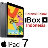 Apple iPad 7 iBox Garansi Resmi Indonesia Wifi 32GB