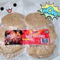 Beef Petties Burger