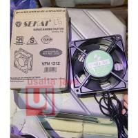 cooling fan sekai 4in