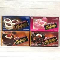 Coklat Batangan Compound Colatta Dark Milk White Strawberry 250 gram