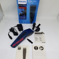 Philips Hair Clipper Alat Cukur Rambut HC3505/15 HC3505 Original