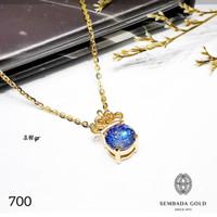 perhiasan kalung wanita