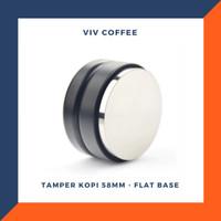 Tamper Kopi 58mm - Tamper Kopi - Macaron Tamper