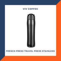 Saringan Kopi French Press Travel Press Stainless 350ml