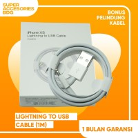 Kabel Data Original Iphone 5/6/7 | Grosir | Termurah | USB Lightning