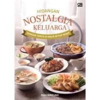 Buku Hidangan Nostalgia Keluarga   Diah Nimpuno (Kuliner)
