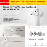 Xiaomi AirDots Pro 2 - Mi True Wireless Earphone 2 with LHDC