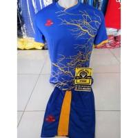 Jersey Stelan Futsal / Sepak Bola CN Biru Petir
