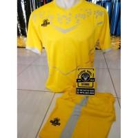 Jersey Stelan Futsal / Sepak Bola CN Kuning Bintik
