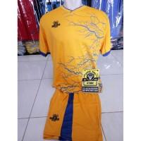 Jersey Stelan Futsal / Sepak Bola CN Kuning Petir
