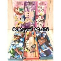 Pencil Case Magnet AZ-178
