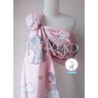 Gendongan ring bayi baby elephant / cukin ring / gendongan sling