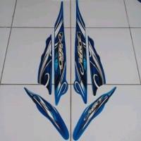striping mio sporty 2010 2011 biru