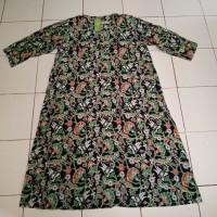 Daster Long dress Jumbo Kencana Ungu