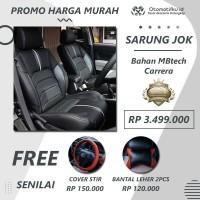Paket Sarung Jok Mobil SUZUKI ESTILO MBTECH CARERA Otomotifku Termurah